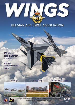 Wings 11 - Belgian Air Force Association