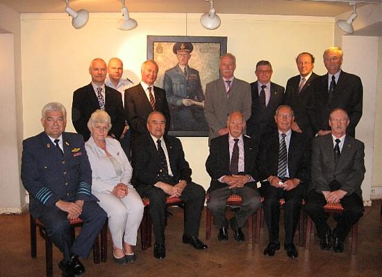 Stichters wie is wie - Belgian Air Force Association