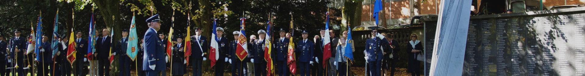 Header agenda - Belgian Air Force Association