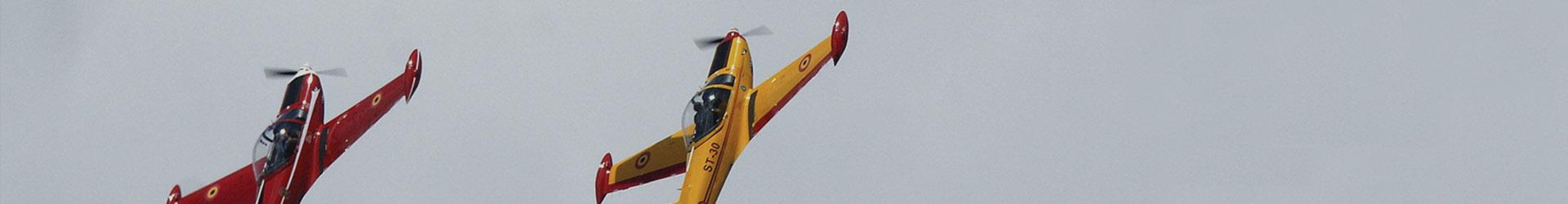 Header wie is wie - Belgian Air Force Association
