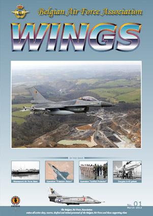 Wings 1 - Belgian Air Force Association