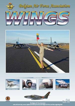 Wings 4 - Belgian Air Force Association