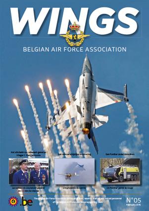 Wings 5 - Belgian Air Force Association