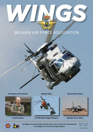 Wings 7 - Belgian Air Force Association