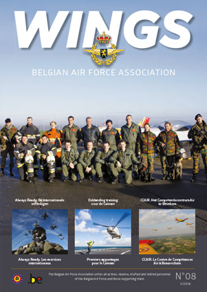Wings 8 - Belgian Air Force Association