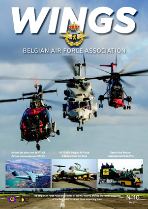 Wings 10 - Belgian Air Force Association