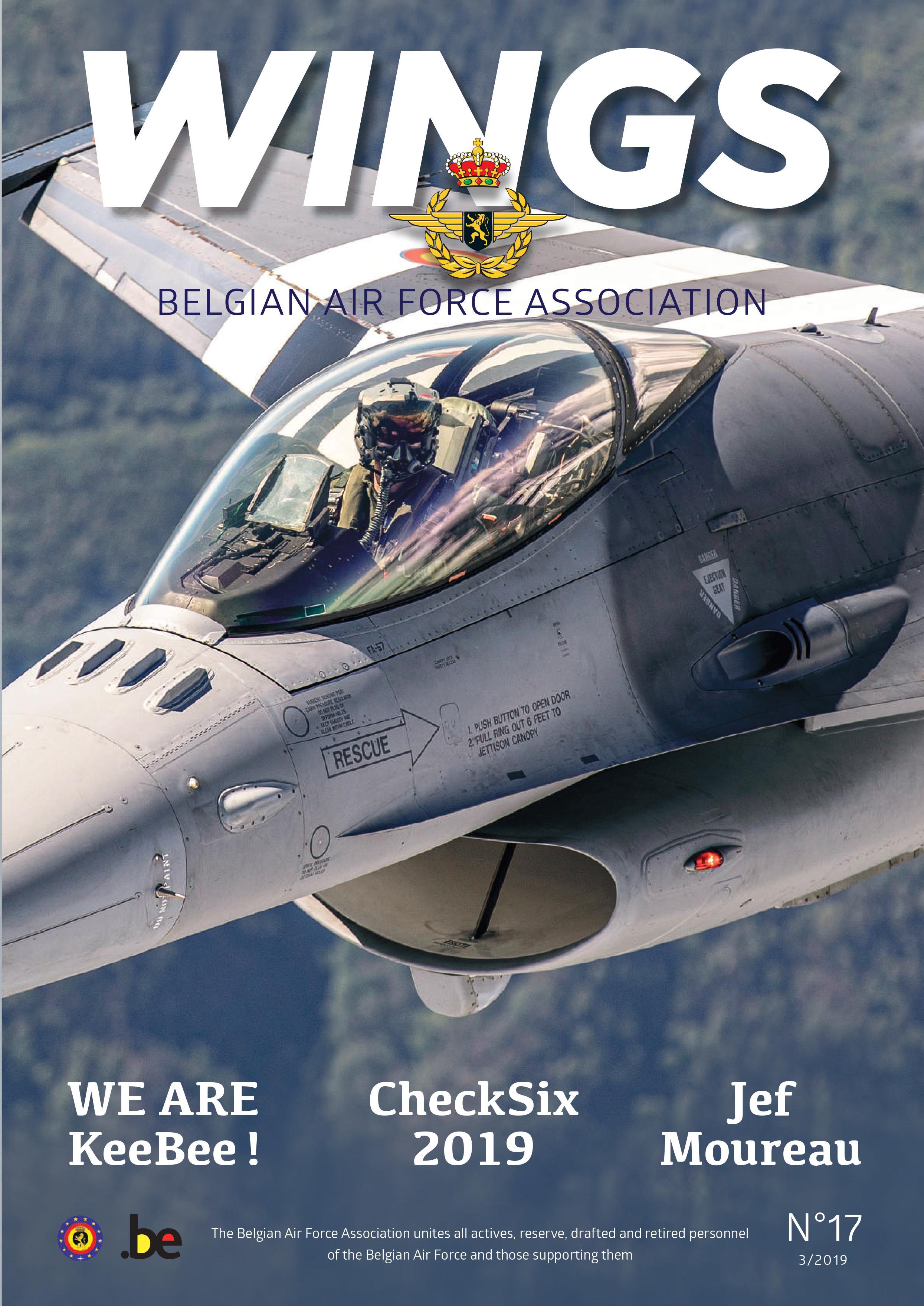 Wings 17 - Belgian Air Force Association