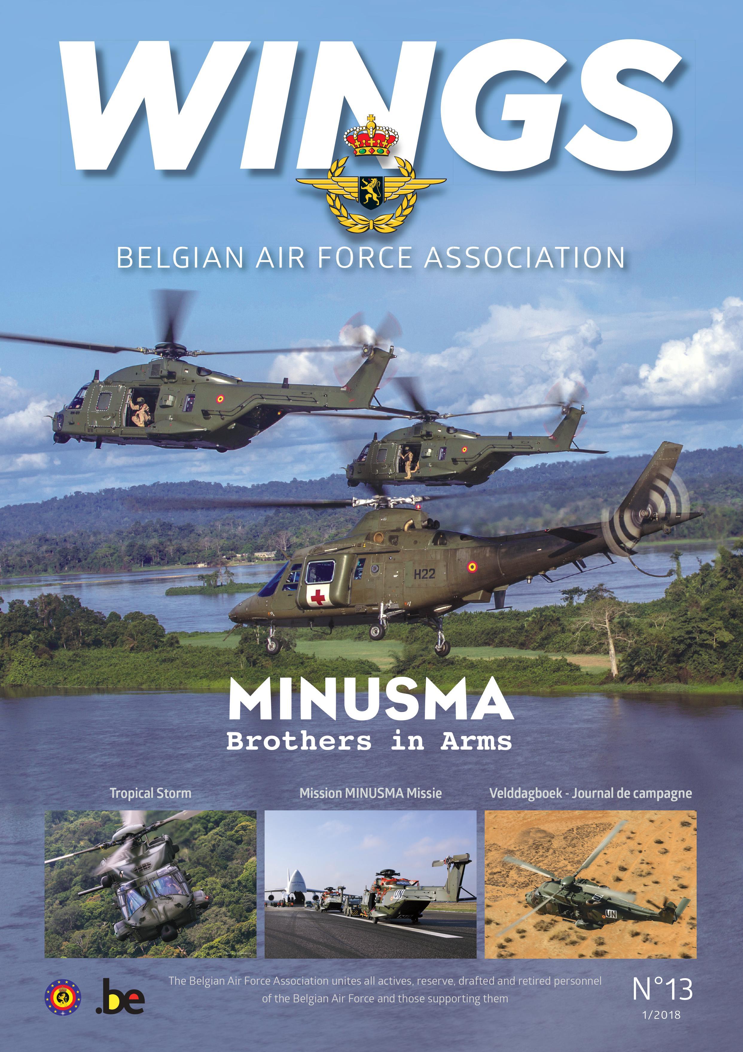 Wings 13 - Belgian Air Force Association