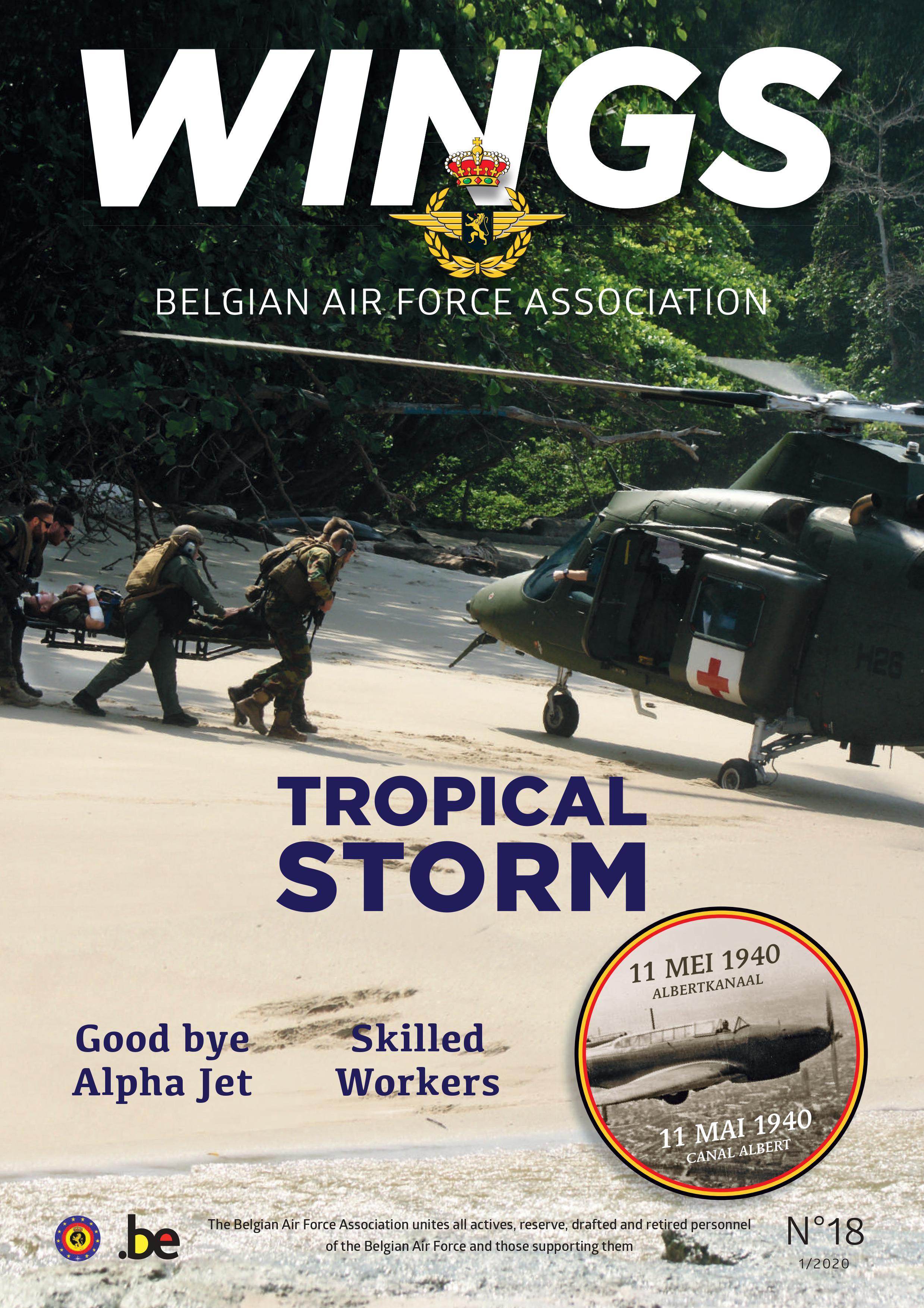 Wings 18 - Belgian Air Force Association